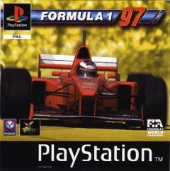 Jaquette de Formula 1 97 PlayStation