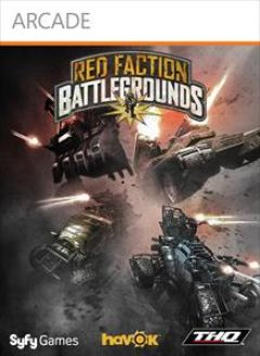 Jaquette de Red Faction : Battlegrounds Xbox 360