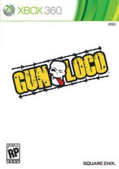 Jaquette de Gun Loco Xbox 360