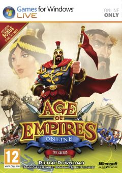 Jaquette de Age of Empires Online PC