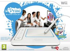 Jaquette de uDraw Studio Wii