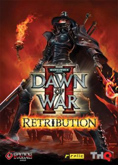 Jaquette de Warhammer 40.000 : Dawn of War II - Retribution PC