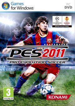 Jaquette de PES 2011 PC