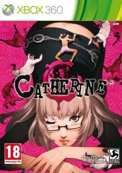 Jaquette de Catherine Xbox 360