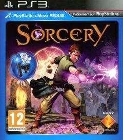 Jaquette de Sorcery PlayStation 3