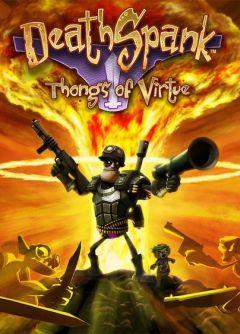Jaquette de DeathSpank : Thongs of Virtue Xbox 360