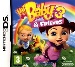 Jaquette de My Baby 3 & Friends DS