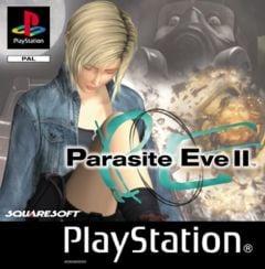 Jaquette de Parasite Eve II PlayStation