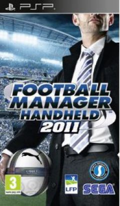 Jaquette de Football Manager 2011 PSP