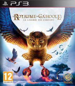 Jaquette de La légende des Gardiens : le Royaume de Ga'Hoole PlayStation 3