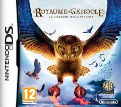 Jaquette de La légende des Gardiens : le Royaume de Ga'Hoole DS
