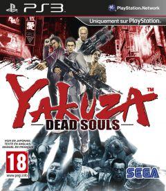 Jaquette de Yakuza : Dead Souls PlayStation 3