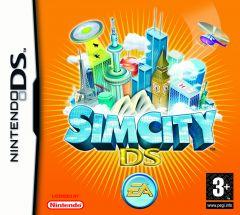 Jaquette de SimCity DS DS