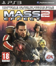 Jaquette de Mass Effect 2 PlayStation 3