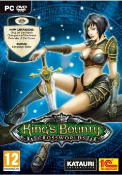 Jaquette de King's Bounty : Crossworlds PC
