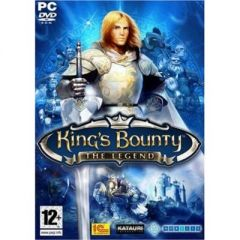 Jaquette de King's Bounty : The Legend PC