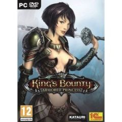 Jaquette de King's Bounty : Armored Princess PC