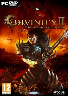 Jaquette de Divinity II - The Dragon Knight Saga PC