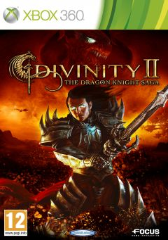 Jaquette de Divinity II - The Dragon Knight Saga Xbox 360