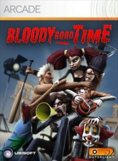 Jaquette de Bloody Good Time Xbox 360