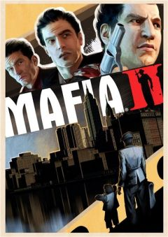 Jaquette de Mafia II : Jimmy's Vendetta PlayStation 3