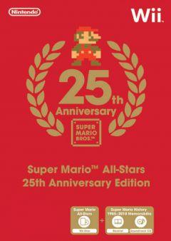 Super Mario All-Stars Edition 25ème anniversaire (Wii)