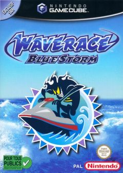 Jaquette de Wave Race : Blue Storm GameCube
