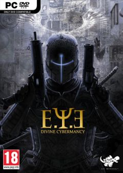 Jaquette de E.Y.E : Divine Cybermancy PC