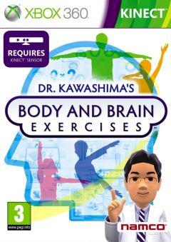 Jaquette de Entrainement cérébral et physique du docteur Kawashima Xbox 360