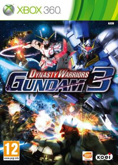 Jaquette de Dynasty Warriors : Gundam 3 Xbox 360