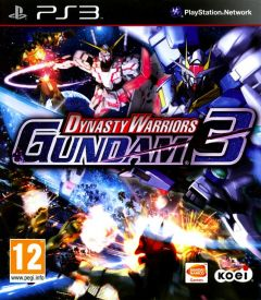 Jaquette de Dynasty Warriors : Gundam 3 PlayStation 3