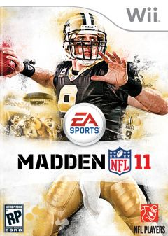 Jaquette de Madden NFL 11 Wii