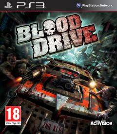 Jaquette de Blood Drive PlayStation 3