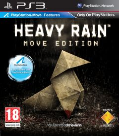 Jaquette de Heavy Rain Move Edition PlayStation 3