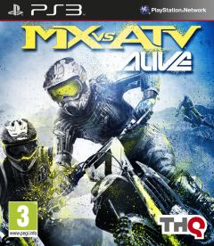 Jaquette de MX vs. ATV Alive PlayStation 3