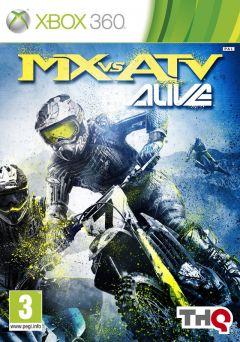 Jaquette de MX vs. ATV Alive Xbox 360