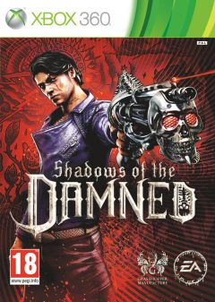 Jaquette de Shadows of the Damned Xbox 360