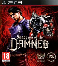 Jaquette de Shadows of the Damned PlayStation 3