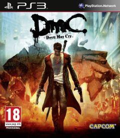 Jaquette de DMC : Devil May Cry PlayStation 3