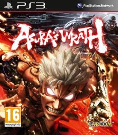 Jaquette de Asura's Wrath PlayStation 3