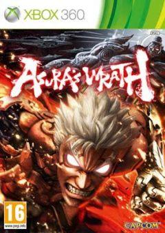 Jaquette de Asura's Wrath Xbox 360