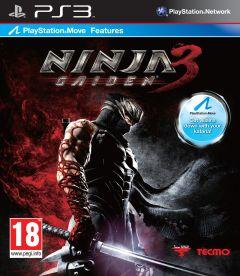 Jaquette de Ninja Gaiden 3 PlayStation 3