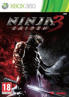 Jaquette de Ninja Gaiden 3 Xbox 360
