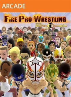 Jaquette de Fire Pro-Wrestling Xbox 360