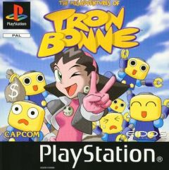 Jaquette de The Misadventures of Tron Bonne PlayStation