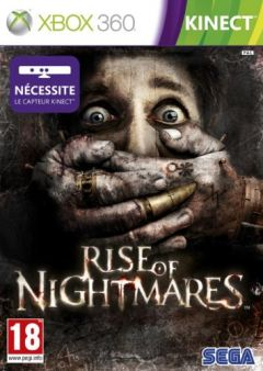 Jaquette de Rise of Nightmares Xbox 360