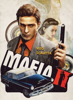 Jaquette de Mafia II : Joe's Adventures PlayStation 3