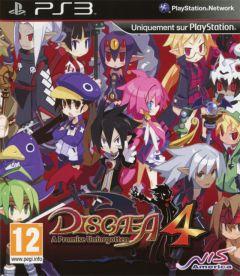 Disgaea 4 : A Promise Unforgotten (PS3)