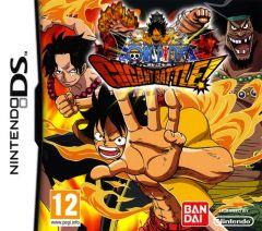 Jaquette de One Piece : Gigant Battle DS