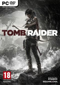 Jaquette de Tomb Raider PC